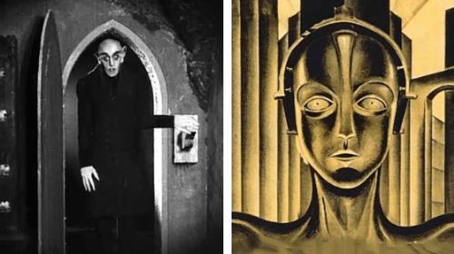 Metropolis, Nosferatu, and German Expressionism