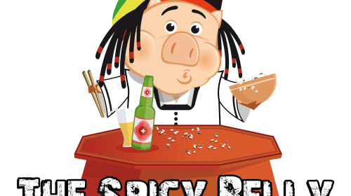Just Grubbin Series: The Spicy Belly