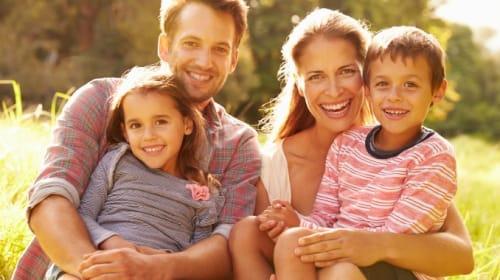 Close Knit Families