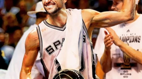 Manu Ginobili: Hall of Fame?