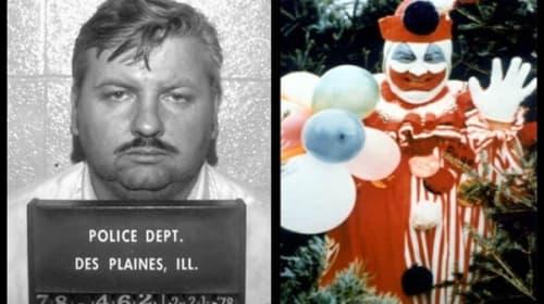 The Serial Killer Clown