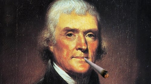 Presidents Who Smoked Weed