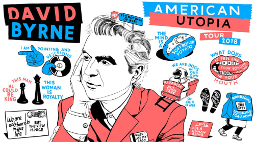 David Byrne: Still Making Sense