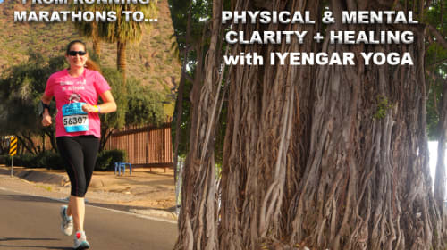 How Iyengar Yoga Transformed My Perspective of Yoga and Life