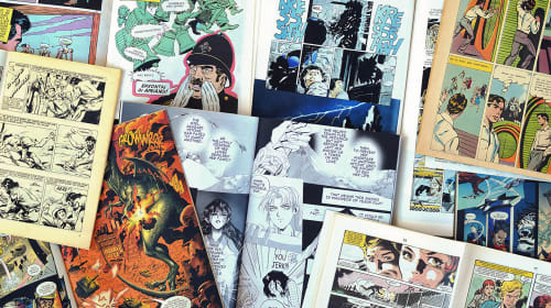 Reviewing 'Collectibles, Comics, Toys & More' Auction