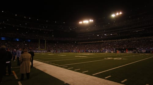 The Improbable NFL Blackout Game (Not the One You're Thinking Of)