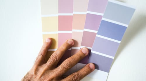 The Top 5 Key Tips for Choosing Interior Paint Colours