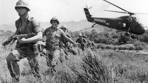 The Vietnam War: A Tale of Two Presidents