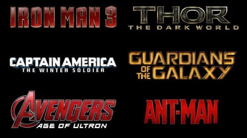 My Ranking of the MCU's Phase Two Films
