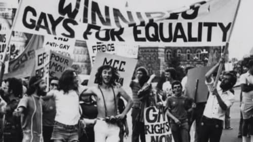 A Glimpse of LGBT History