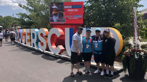 Why, for Me, The Rogers Cup Isn't About Tennis