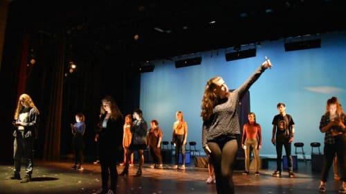 RMHS Drama Club 'Selfie' Was a Powerful Performance