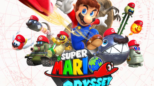 Why I'm Hype as F*** for Super Mario Odyssey