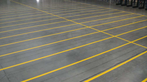 Make Your Warehouse More Organized with Line Marking
