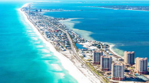 Don't Forget About Pensacola Beach
