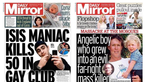 How the Media Fuels Terrorism