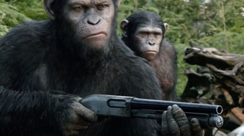 The 'Planet of the Apes' Movies