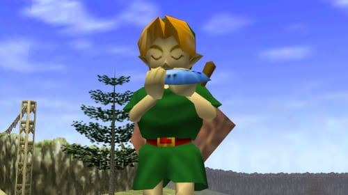 'Ocarina of Time's' Link Deserves Another Adventure