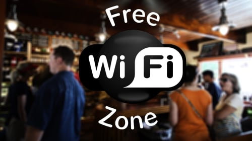 Be Careful When Connecting to Public Wi-Fi