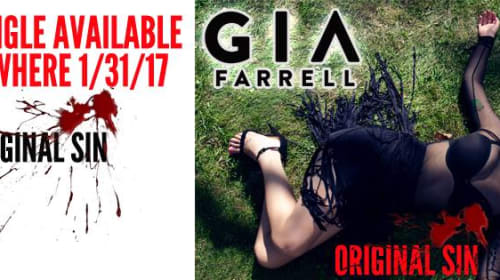 Gia Farrell Takes a Ride on the Dark Side
