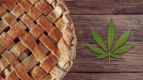 How To Make Marijuana Infused Apple Pie