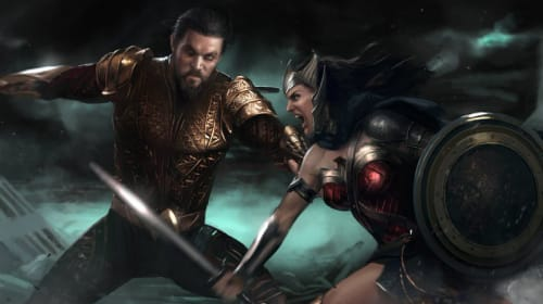 DCEU: Wonder Woman Set To Appear in Flashpoint