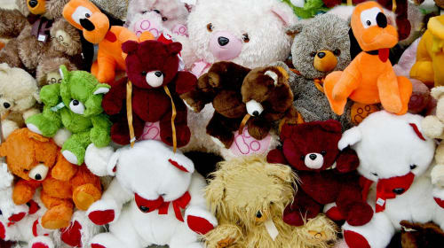 The Fluffy Army Tykes
