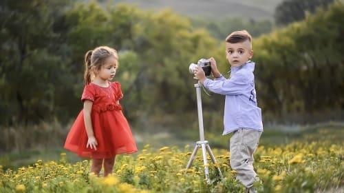 Through the Eyes of a Toddler