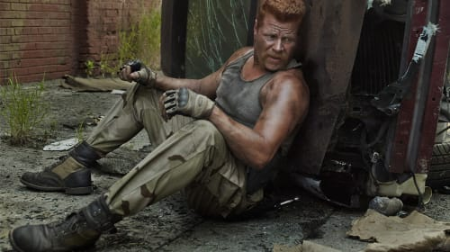 Going Abe-Sh*t: Michael Cudlitz Reveals Abraham's Parting Thoughts On 'The Walking Dead'
