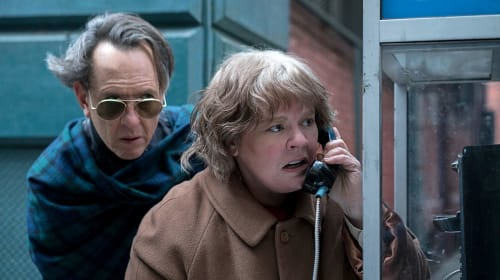'Can You Ever Forgive Me?' Is the Most Underrated Oscar-Nominated Film of the Year