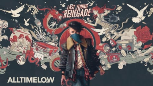 Why 'Last Young Renegade' Is the Best All Time Low Album to Date