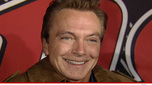 """David Cassidy Trying To """"Get Happy"""" In Wake Of Dementia Diagnosis"""
