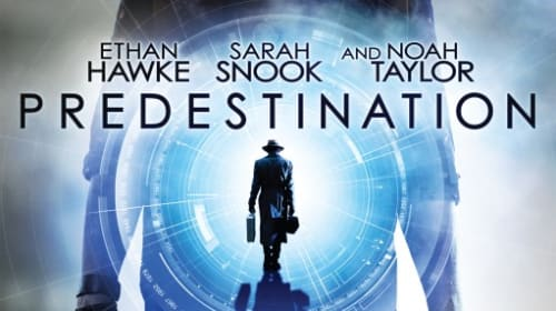 Predestination will Throw and Twist you Through Time and Space