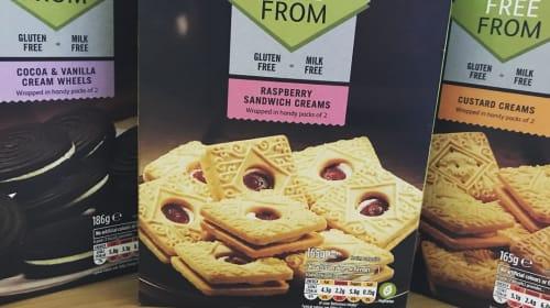 My Top 6 Gluten-Free Vegan Biscuits