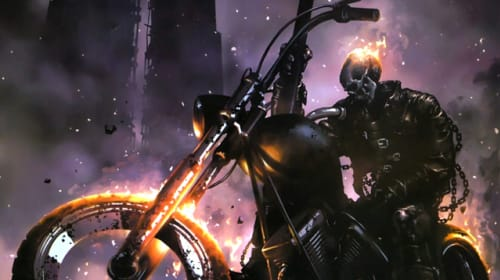 How to Build Ghost Rider in the 'Pathfinder' RPG