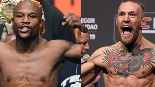 Dana White Offers McGregor Fight to Mayweather. Will It Be a Boxing or an MMA Fight?