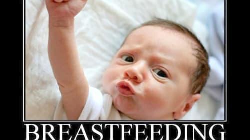 Breastfeeding Woes