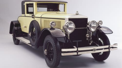The History of Steam-Powered Cars