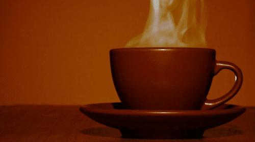 The Brown Ceramic Mug