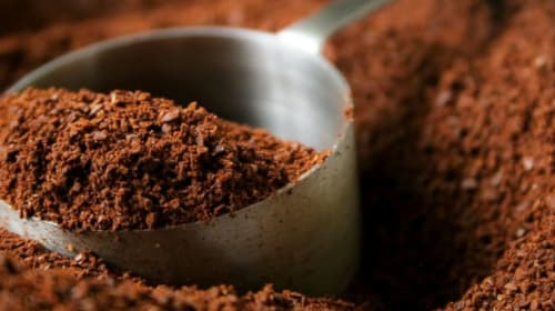 My Favorite DIY Coffee Scrub