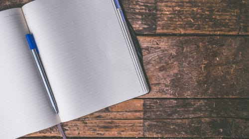 Making a Positivity Journal