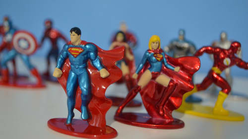 Nano Metalfigs: The Hottest Commodity for Super Hero Films?