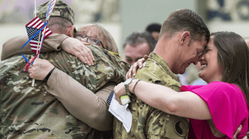 10 Ways to Help Military Wives Out