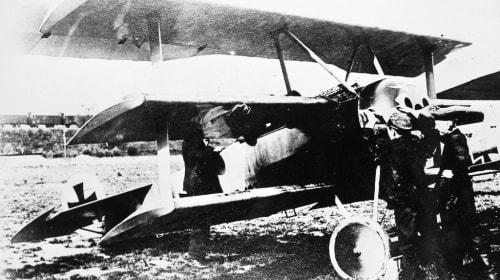 Aerial Combat Ace: Werner Voss