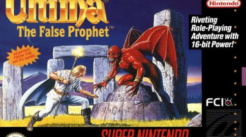 'Ultima VI, The False Prophet'