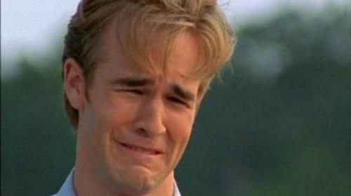 Internet Dating Makes James Van Der Beek Cry