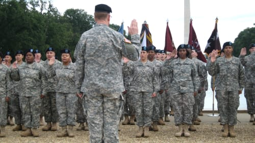 How To Survive Basic Training as an Army Significant Other