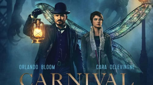Review of 'Carnival Row'