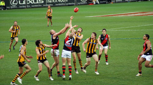 Melbourne Gripped by FootballFever