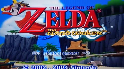 'The Legend of Zelda'